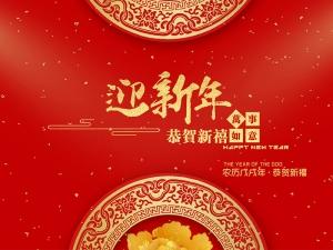 扬州踏浪船艇制造有限公司造祝大家新年快乐!