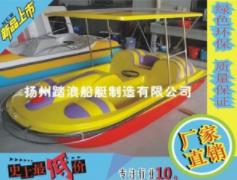 市场上面的玻璃钢脚踏船价格用途主要有三种