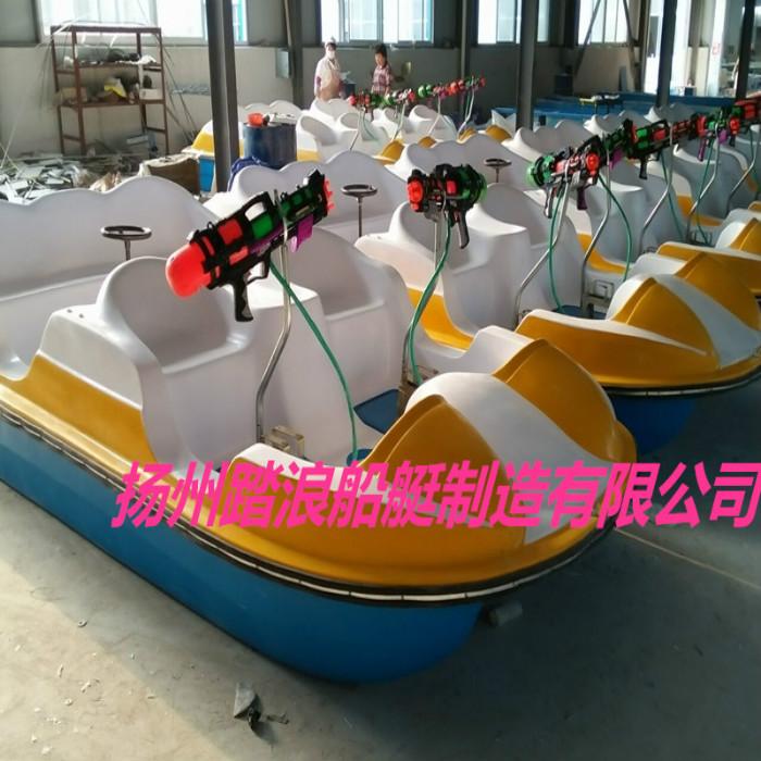 新款水战船