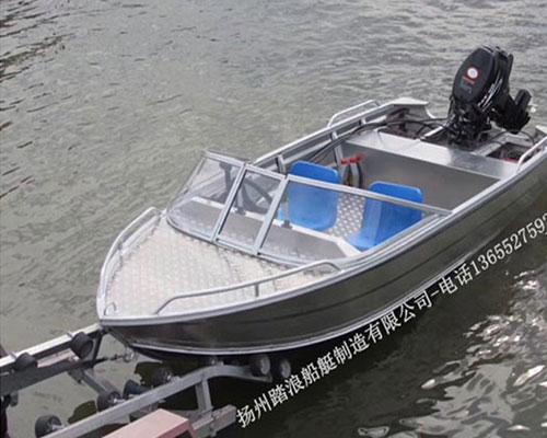 铝合金快艇游艇高速艇
