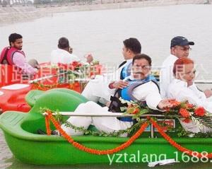 聚乙烯 脚踏船