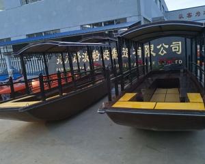 常熟画舫船