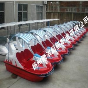 神舟八号脚踏船