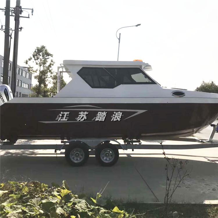 镁铝合金海洋专用豪华海钓艇价格